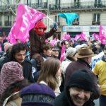 2013. « La manif pour tous » en images : selon les organisateurs, un million de manifestants !