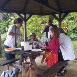 2014. Vizită pastorală și de vacanță în Guadelupa