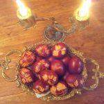 2013. Ouă de Paști, teologie în imagini