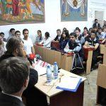 02 10 2012: Mărturie ortodoxă la Cluj și la Iași