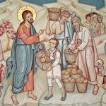 09 – Minunea inmultirii painilor si a pestilor