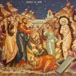 13 – Învierea lui Lazăr