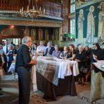 Părintele Dumitru Stăniloae în Telegraful român împotriva incinerării. Atât de frumos…